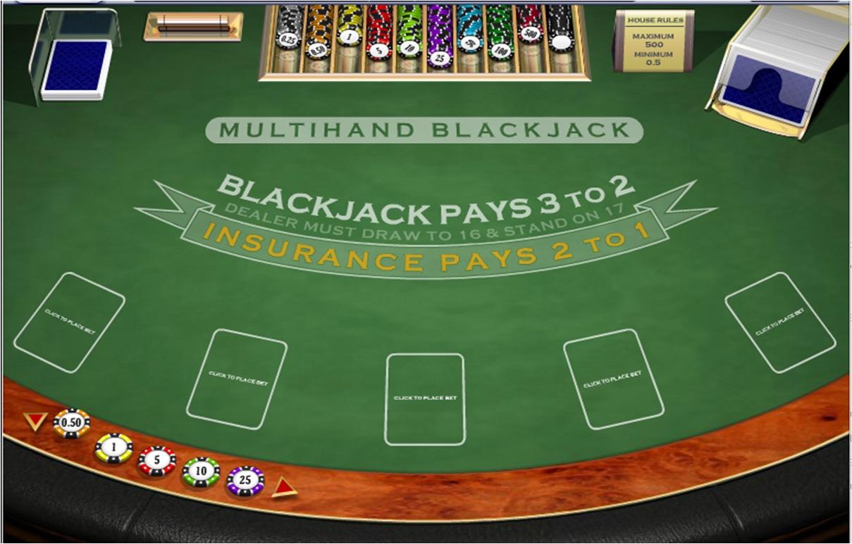 Online Casino Blackjack 725530