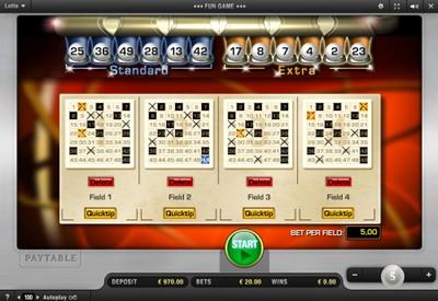Im Lotto Gewinnen 123498