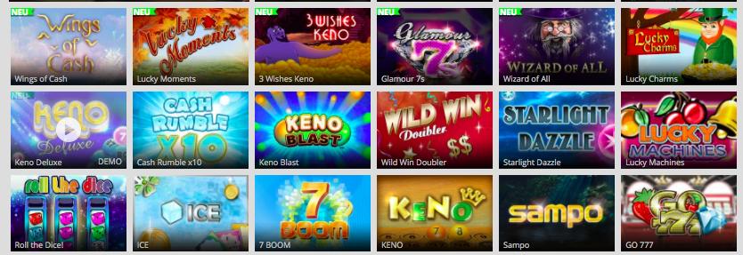 Alle online Casino 736467