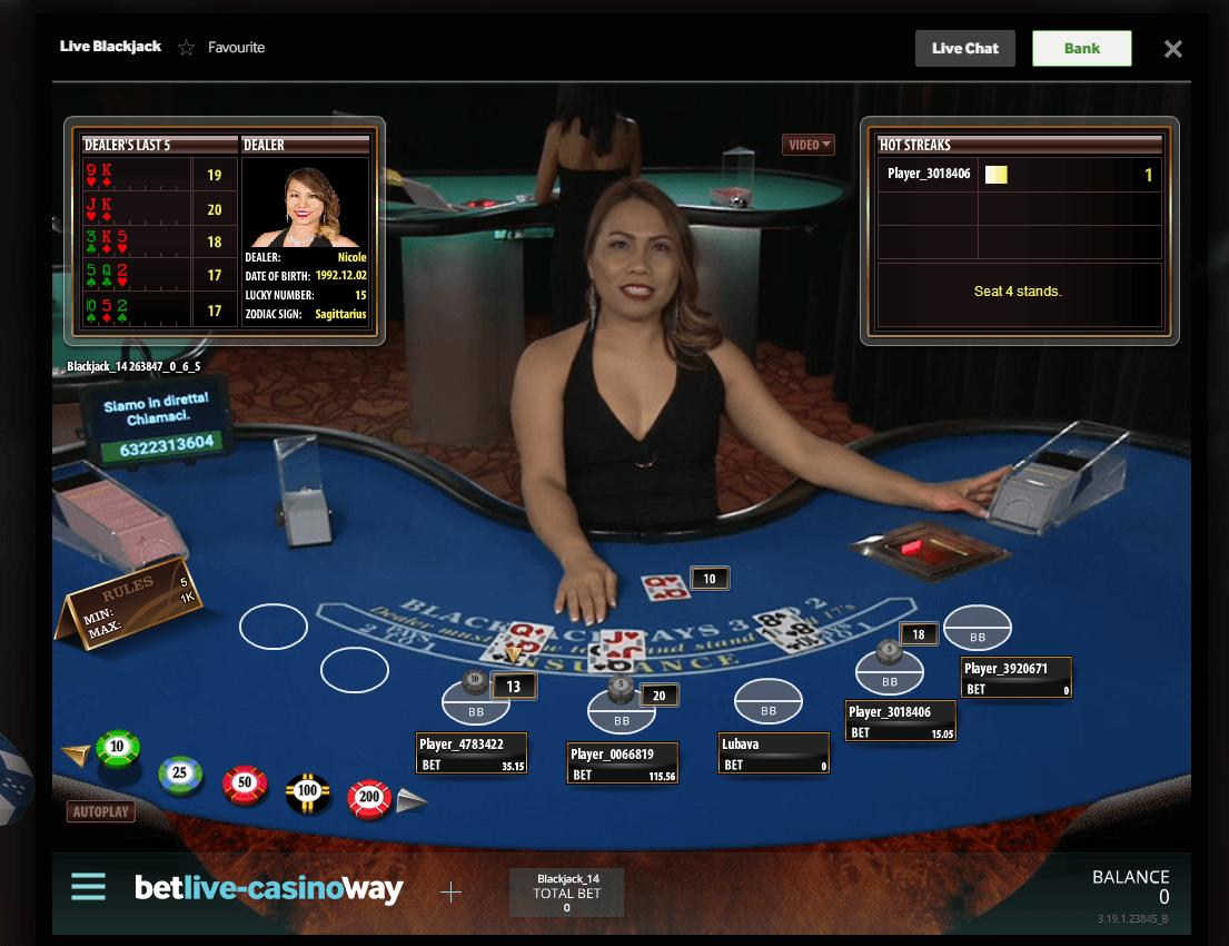 Online Casino 100726
