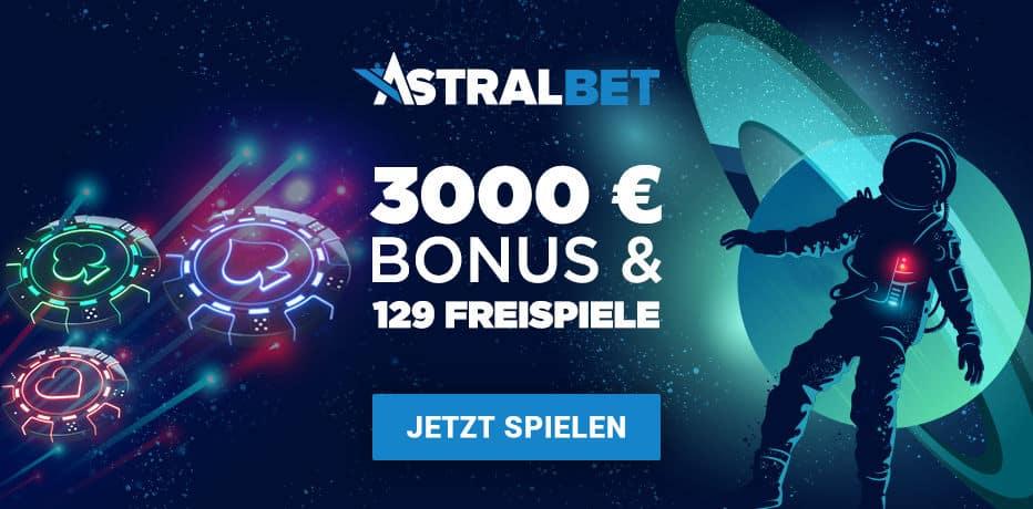 Wetten Bonus 125029
