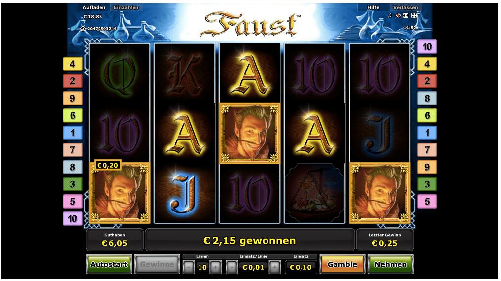 Slots Bonus spielen 147990
