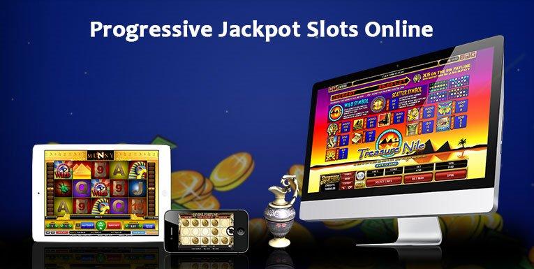Progressive Jackpots 32859