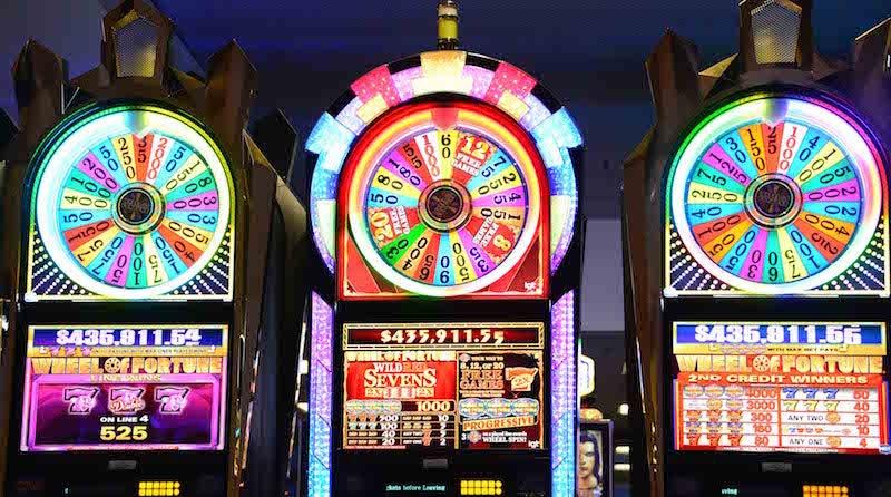 Casino Slots Gesichtserkennung 296712