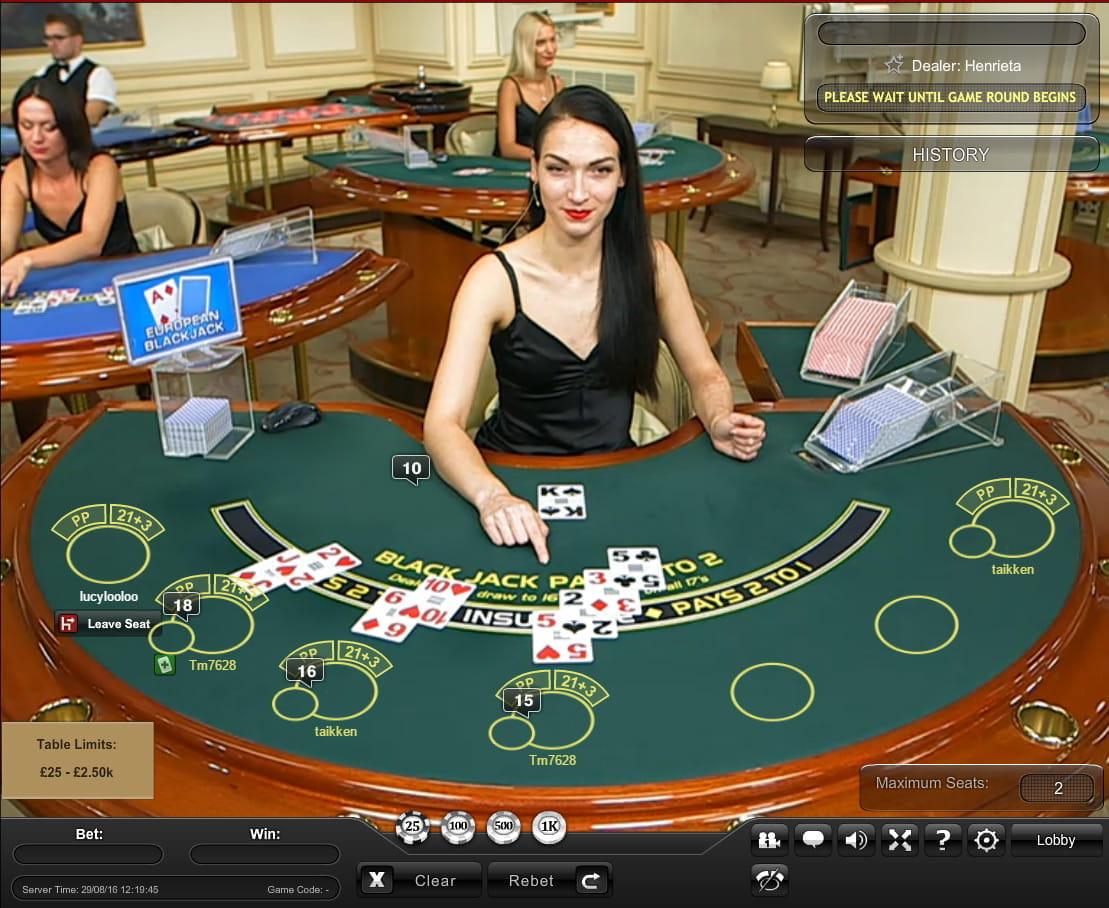 Online Casino Blackjack 131745