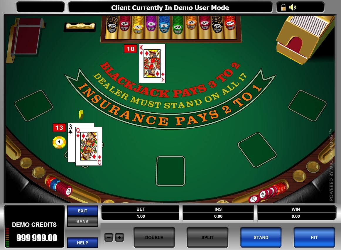Online Casino Blackjack 799372