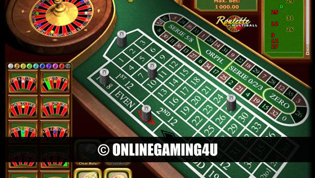 Multiball Roulette 521972