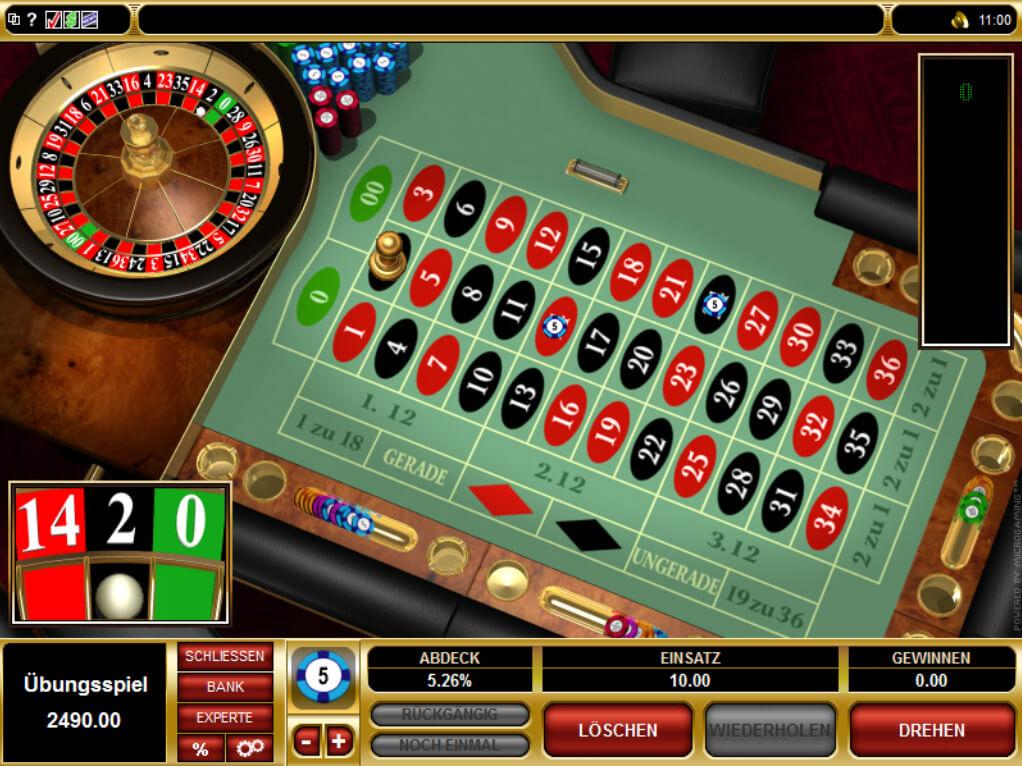 Roulette Auszahlungsquoten Live 286083