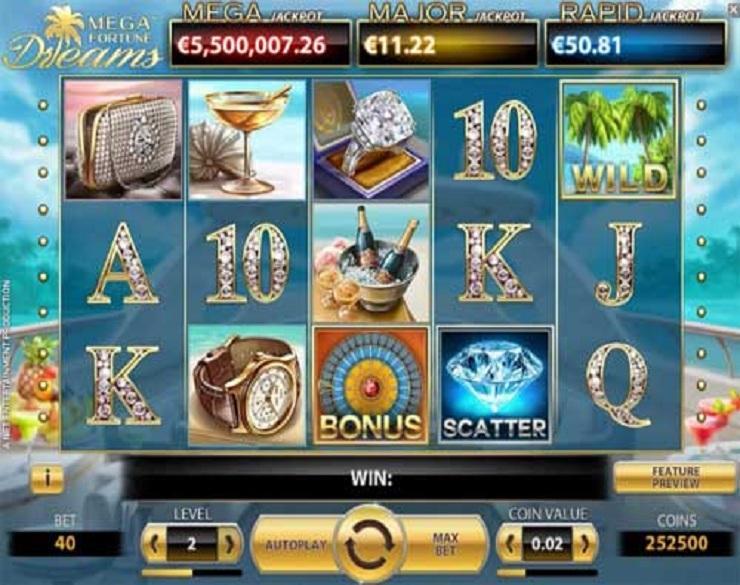 Bonus Automaten spielen 527765