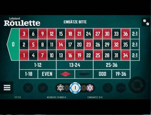 Im Lotto 837050