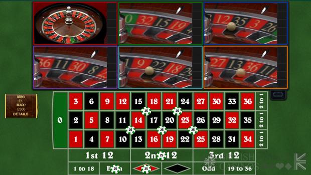 Multiball Roulette online 255918