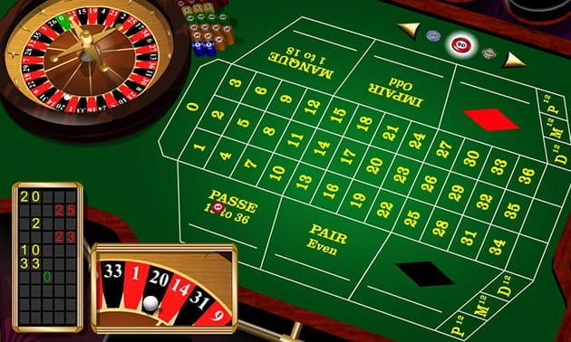 Europäisches Roulette 333000