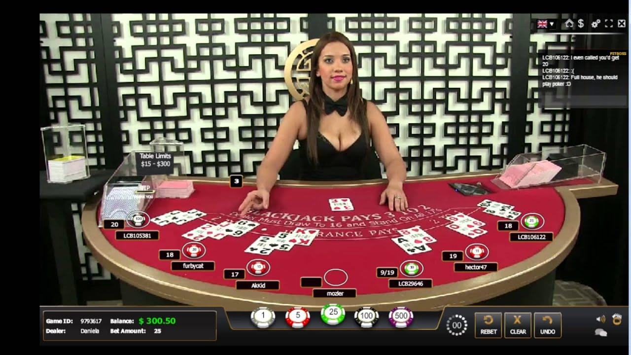 Online Casino Blackjack 746836