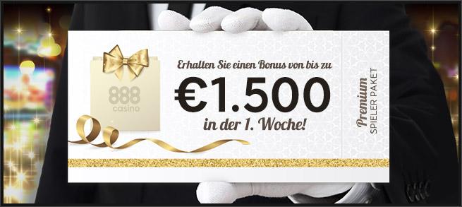 Casino Welcome Bonus 400836