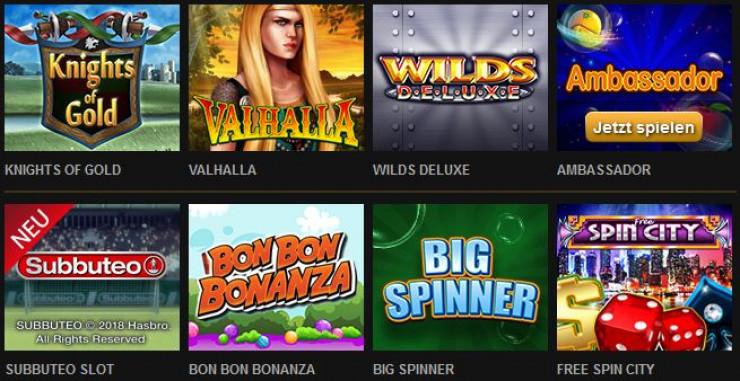 Online Casino mit 397099