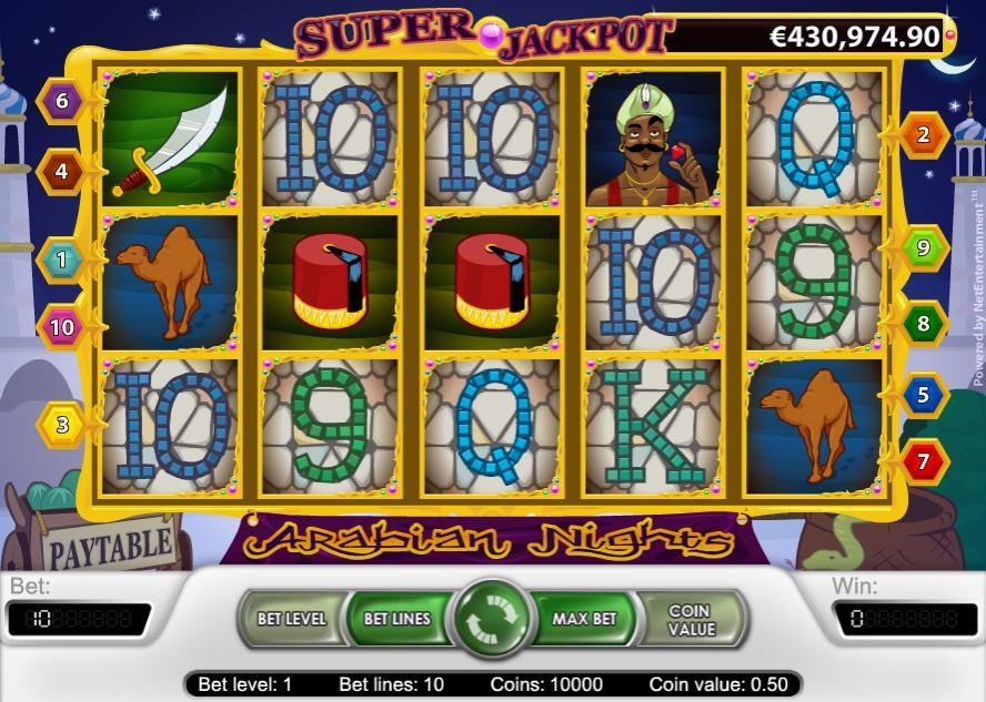Arabian Casino 776247