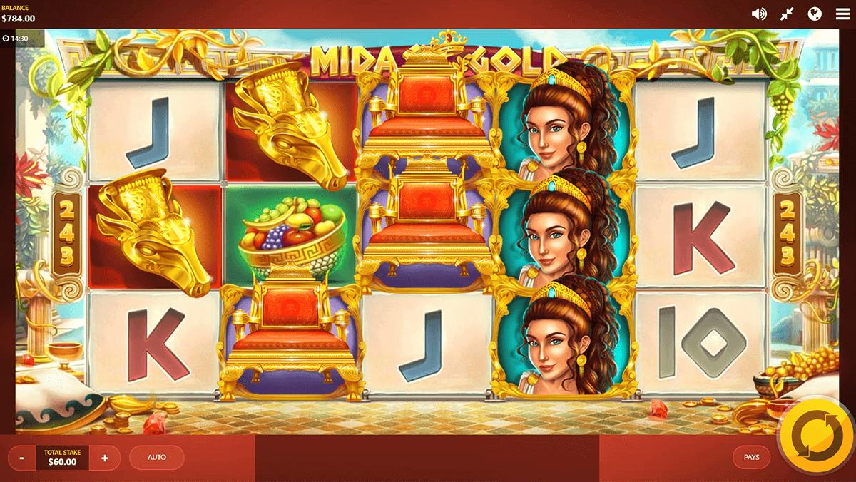 Slot Machine Bonus 284201