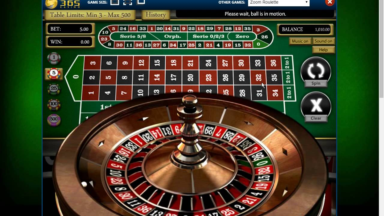 Roulette Spielanleitung 159278
