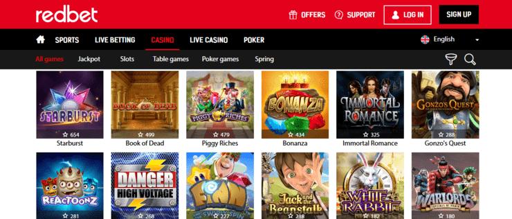 Casino Room Bonus 446992