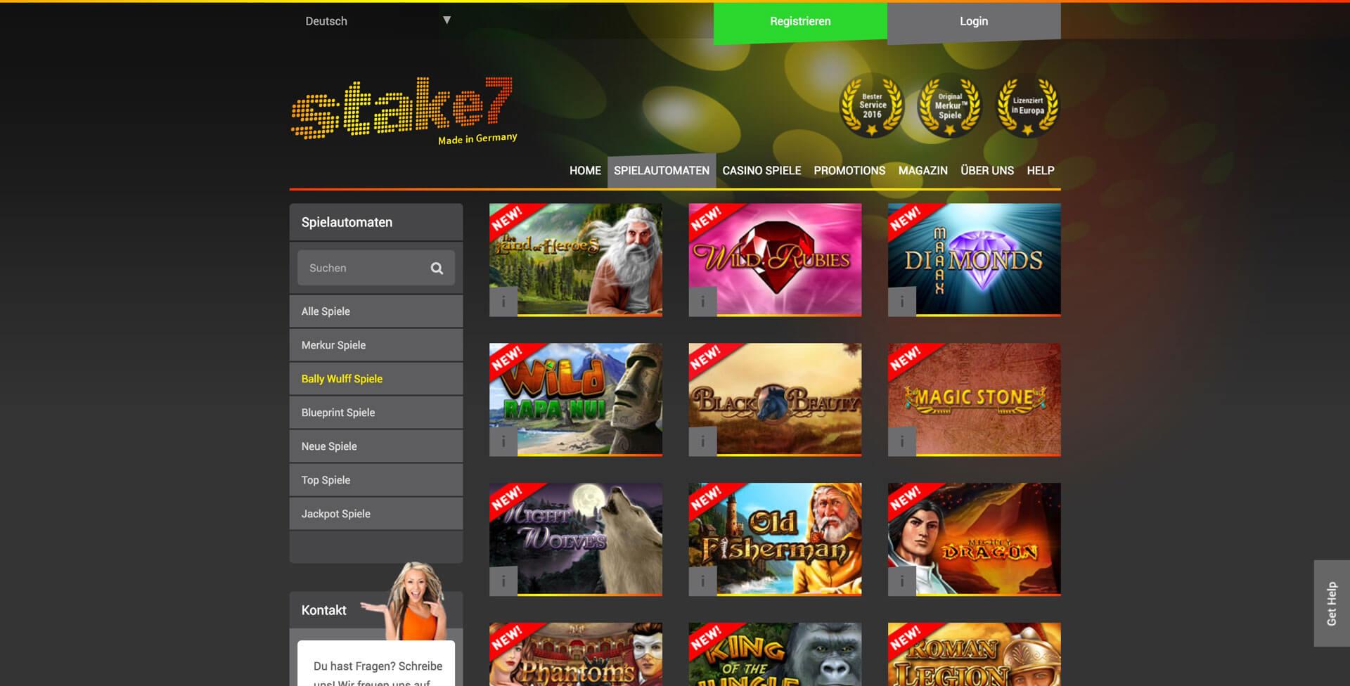 Kostenfreie Spielautomaten Stake7 634358