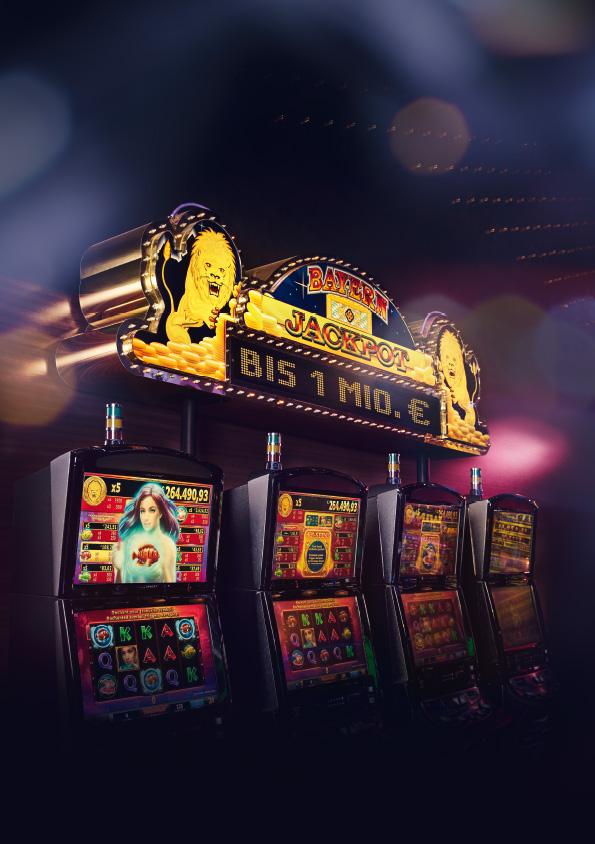 Spielbank Automaten zum 341609