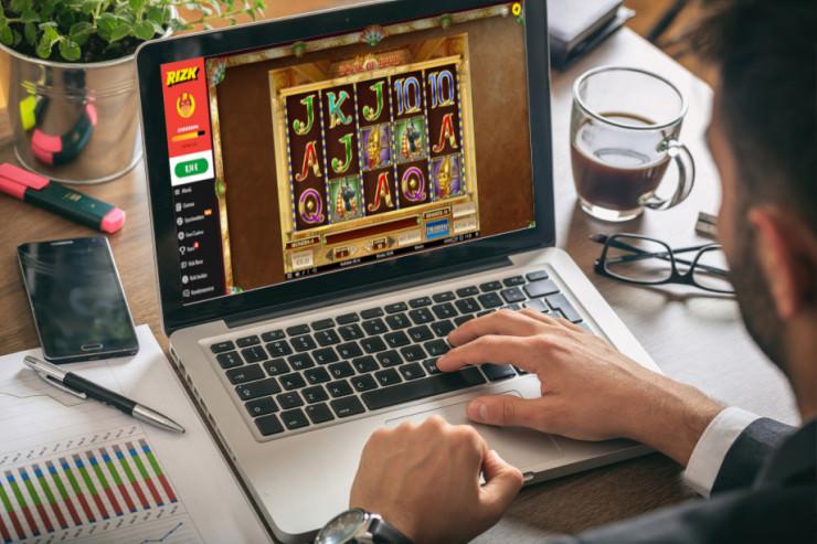Online Casino Automat 835293