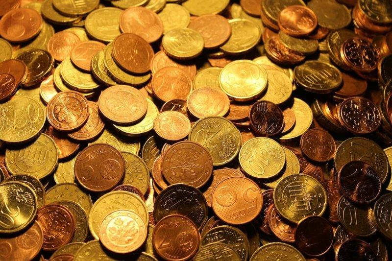 Spielautomat Münzen Fallen 981484