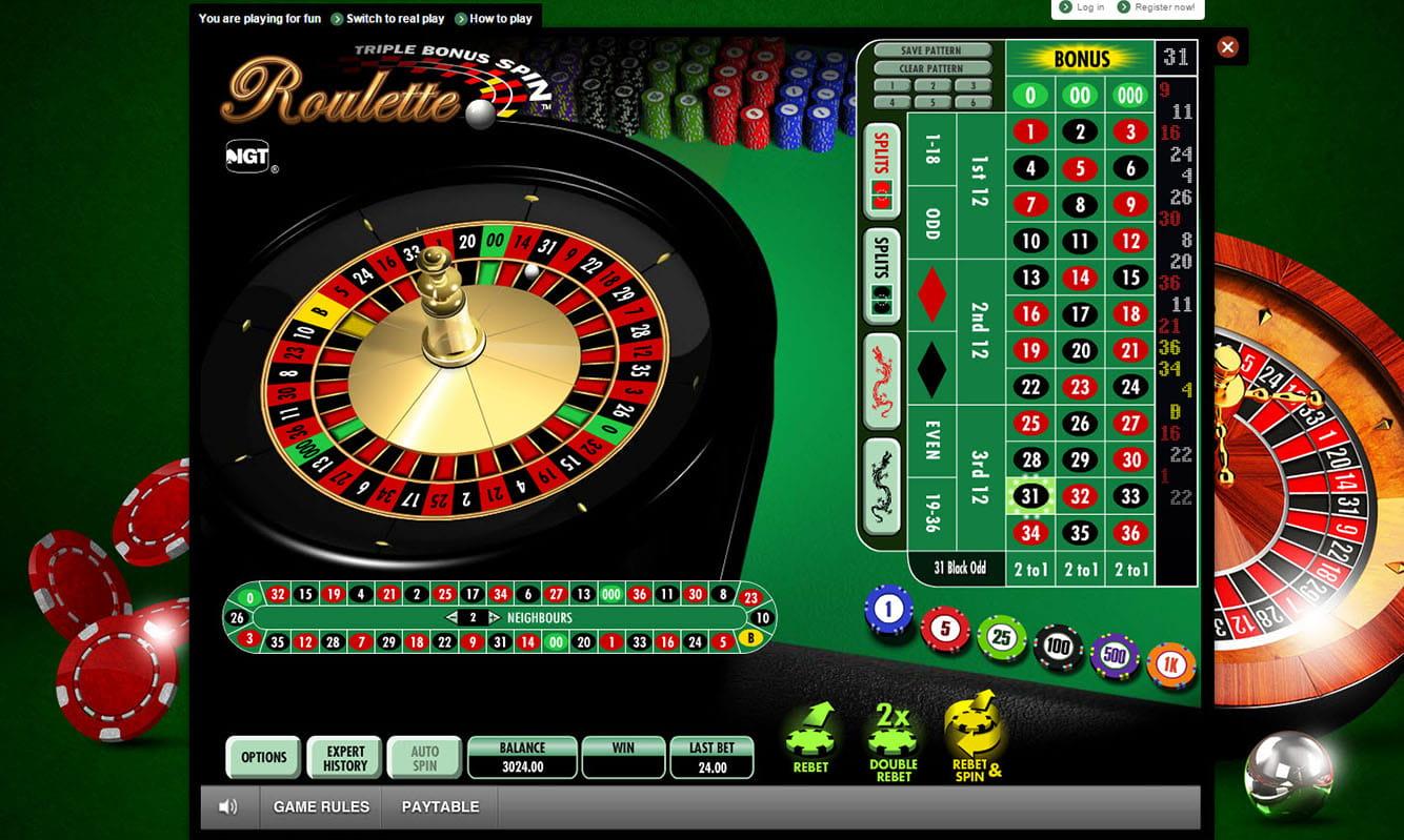 Roulettesystem entwickeln 811737