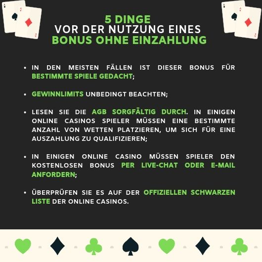 Casino Bonus 291910
