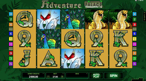 Adventure Palace online 684490