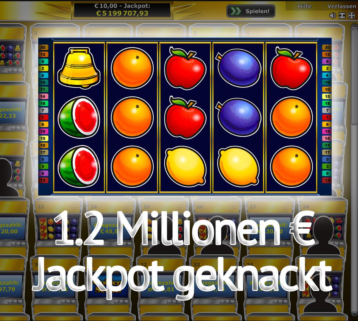 Millionen Euro gewonnen 909271