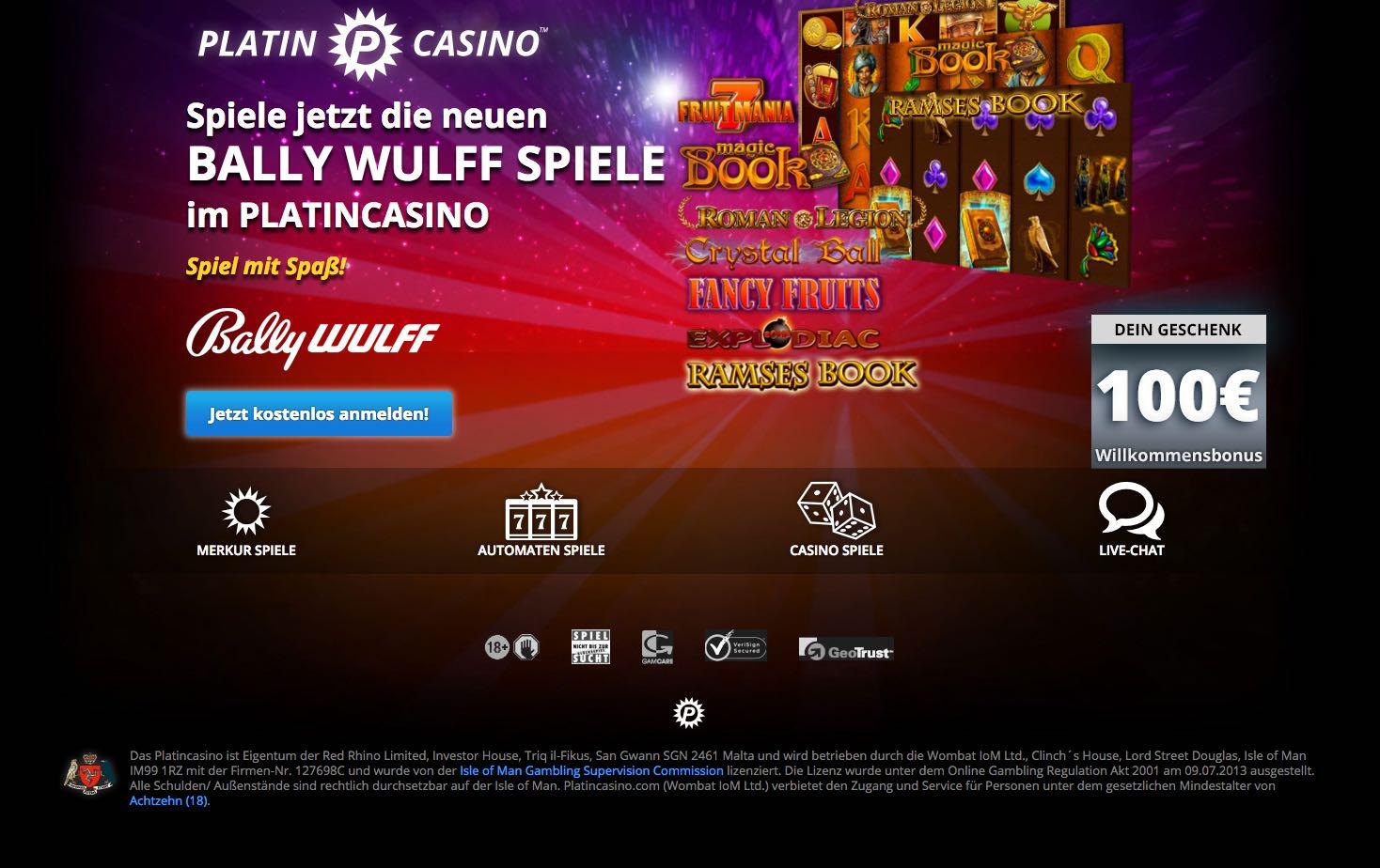 Progressions Casino gesucht 627699