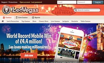 Leo Vegas Bet 778204