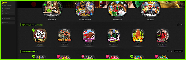Casino mit Instant 307953