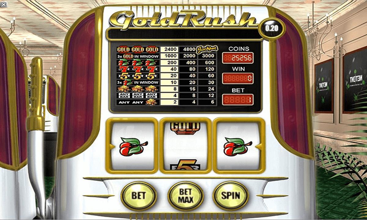 Spielweise Spielautomaten 509301
