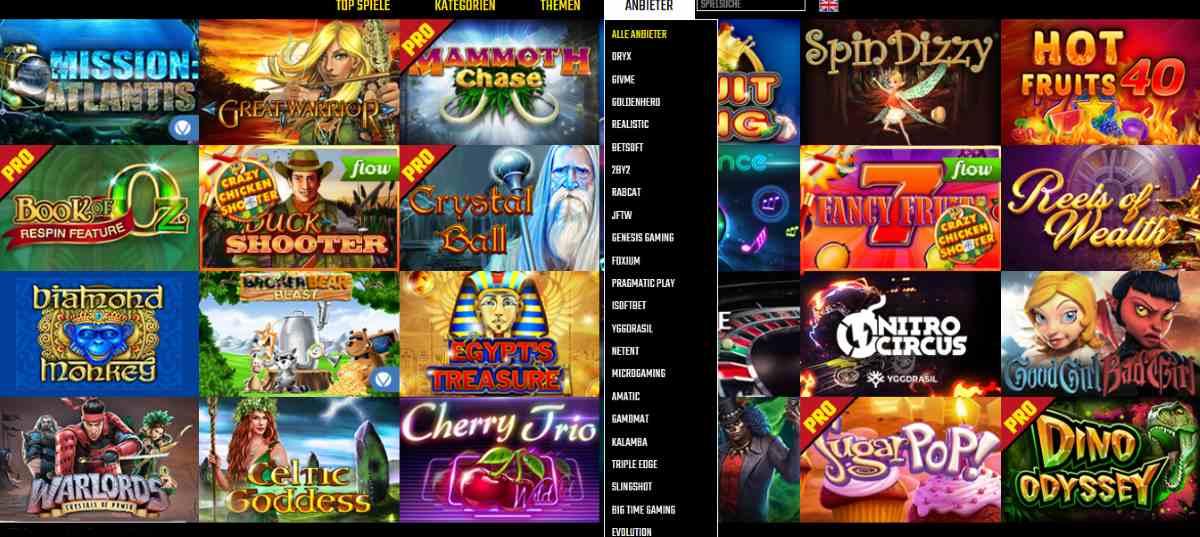 Spielanleitungen Mobilautomaten Casino 333897