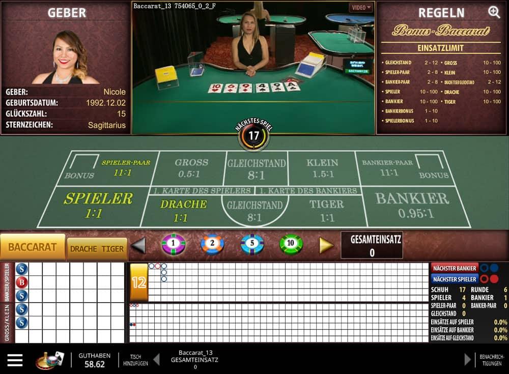 Live Roulette 296446