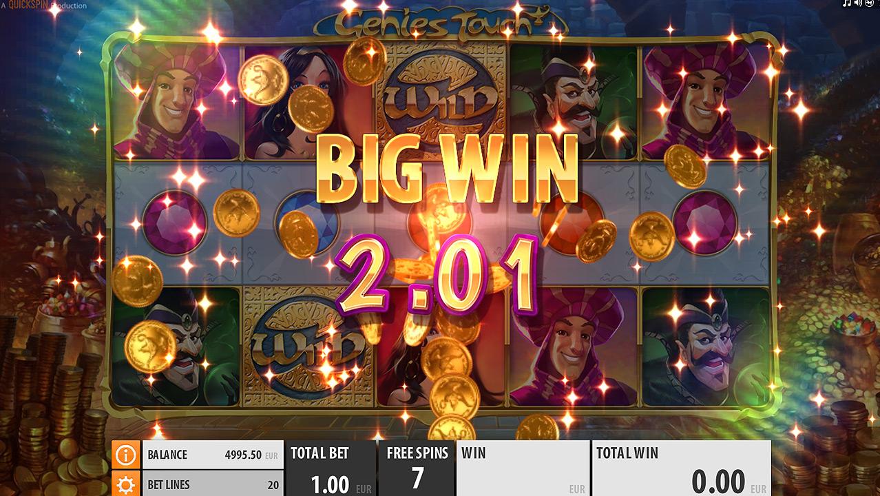 Bonus Poker Genie 510246