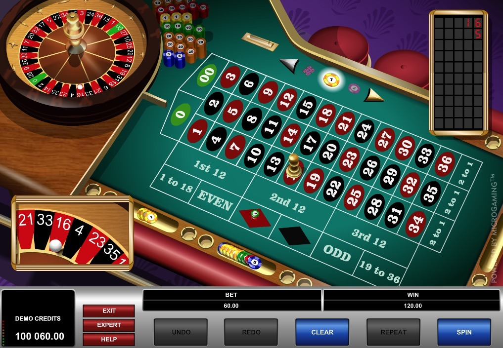 Roulette System Software 974031