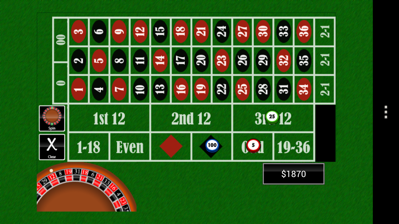 Beste Roulette Strategie 827637