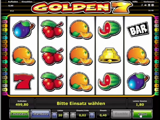 Spielautomat Gewinnchancen Sunset 77122