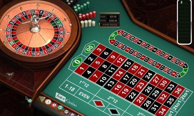 Online Roulette 80665
