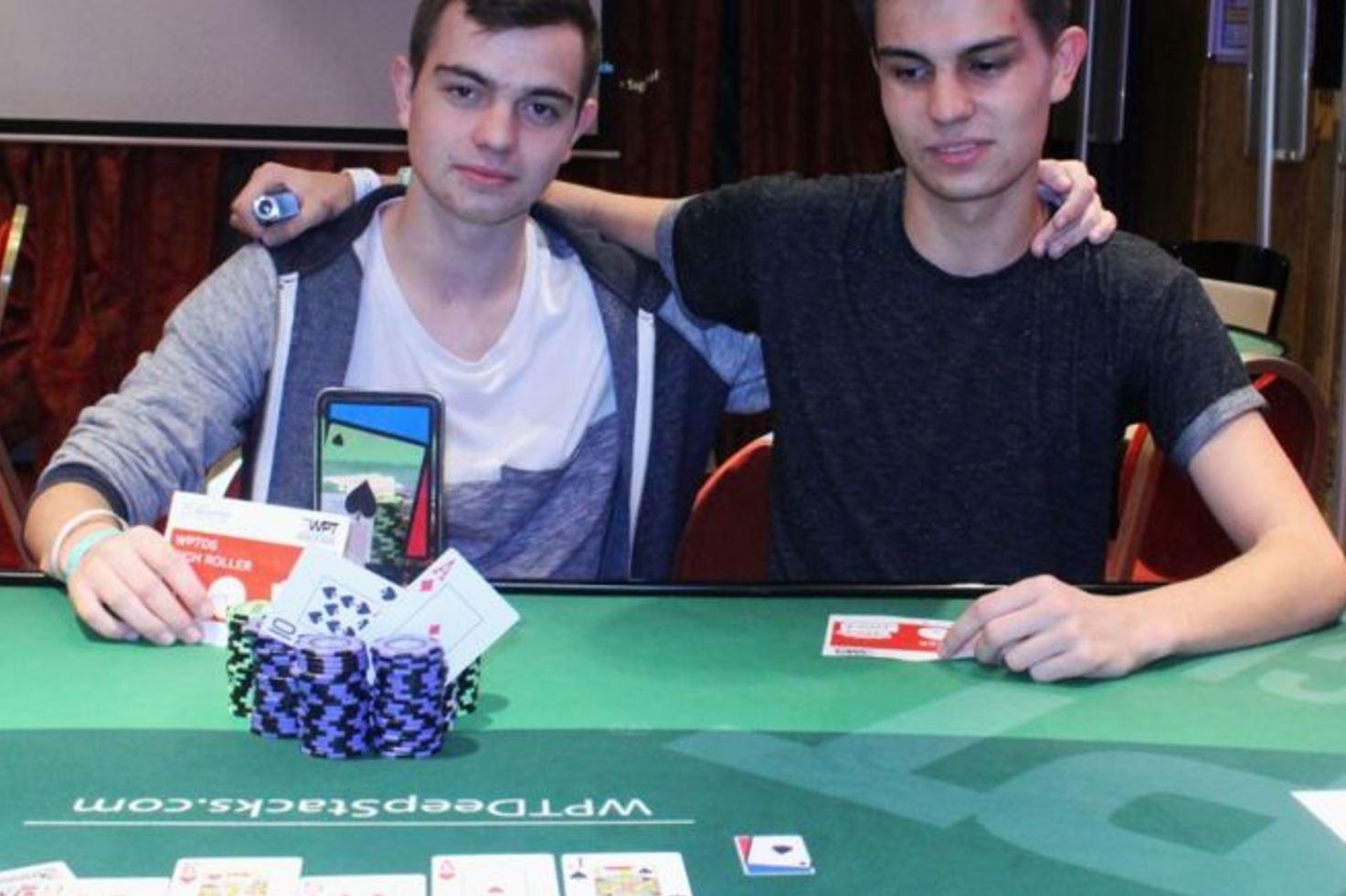 Poker WSOP 211026
