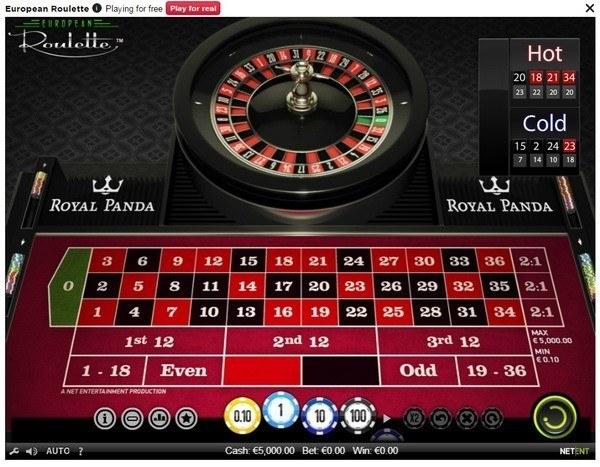 Casino Roulette 678159