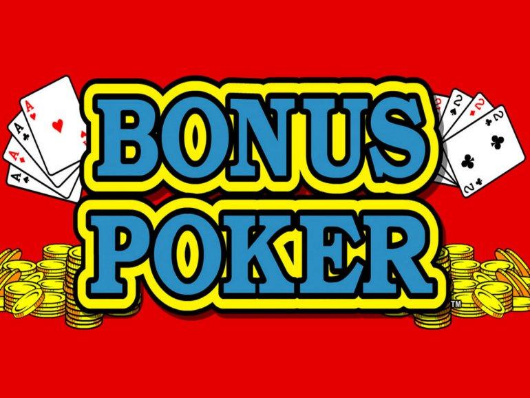 Bonus Poker 653655
