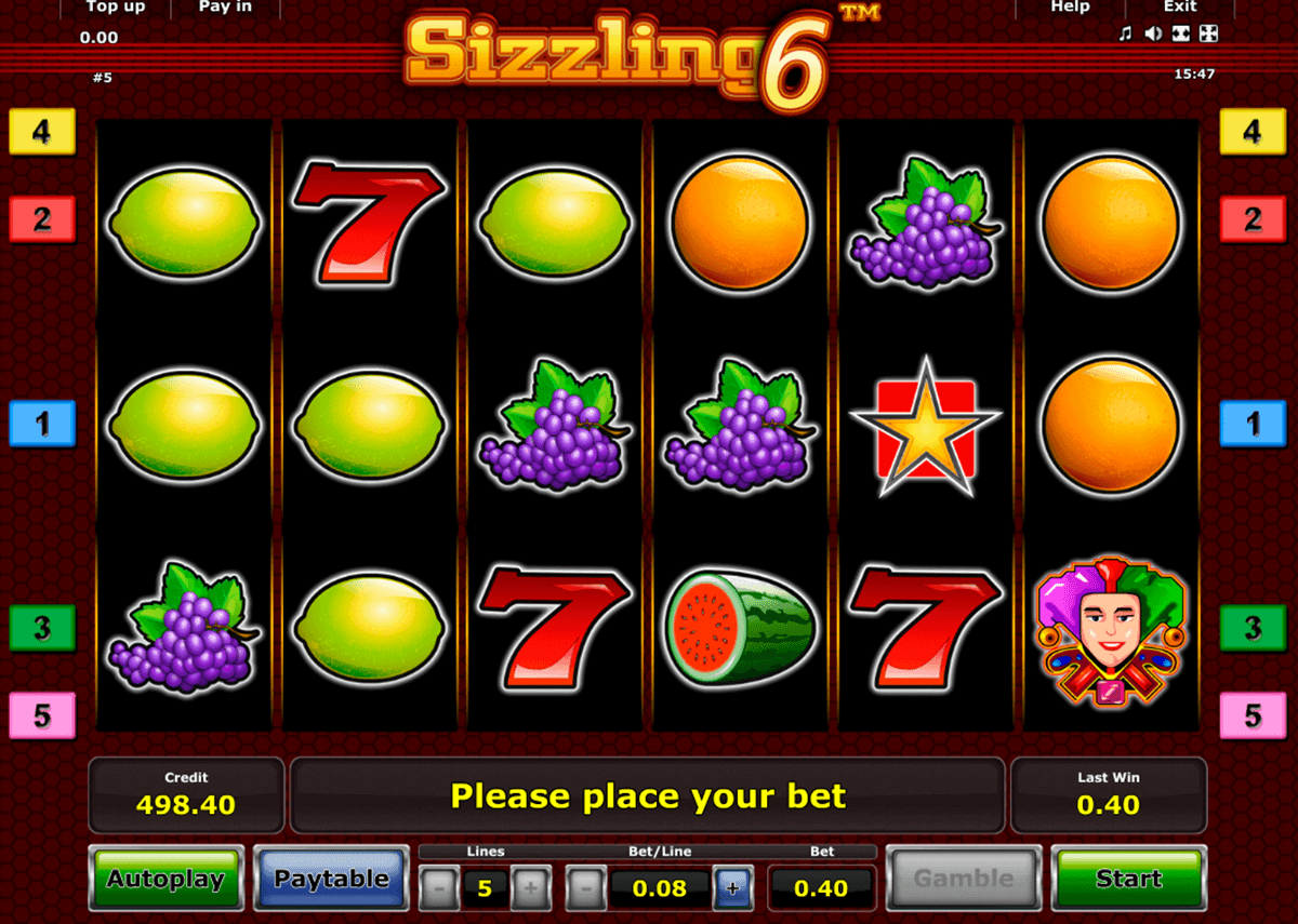 Spielautomaten Bonus 283671