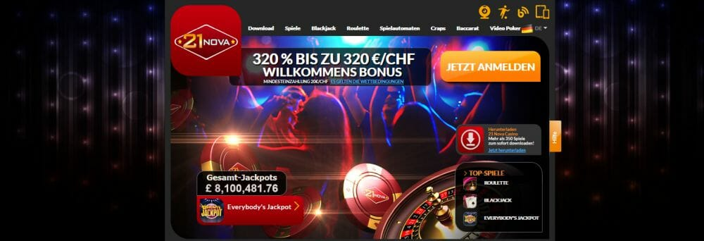 Einsatztaktik Casino 21 544059