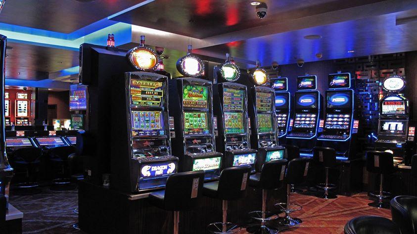 Spielbank Automaten Genesis 925529