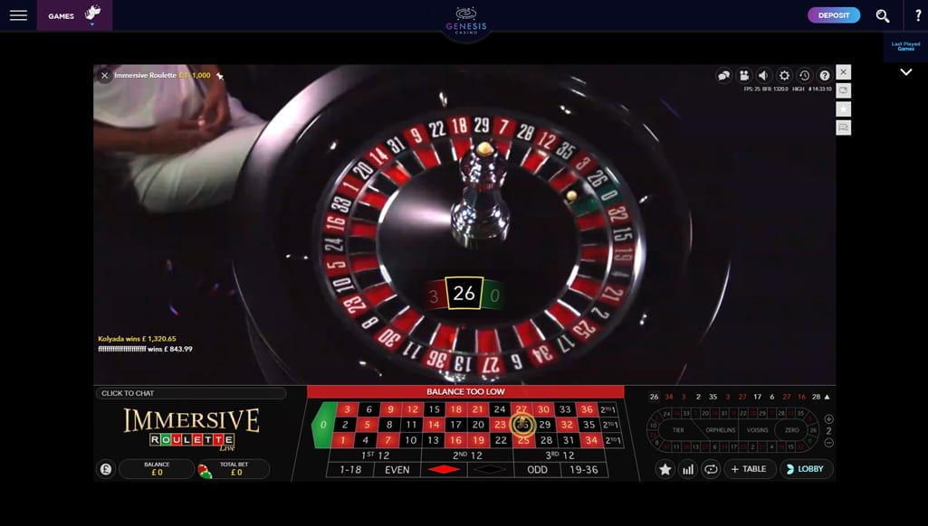 Online Roulette 834770