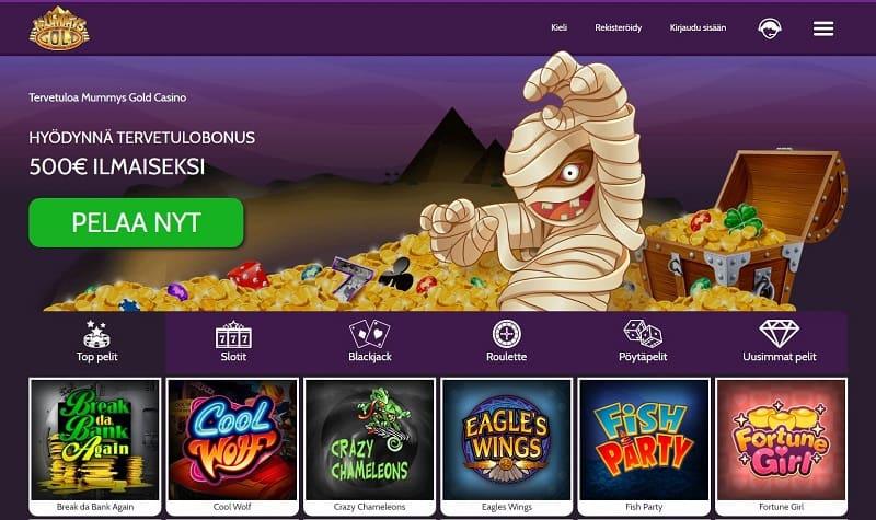 Spielhallen programmierung Mummys 403468